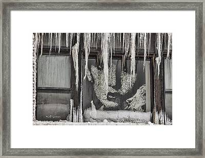 I Know She's Crying - After The Fire Framed Print