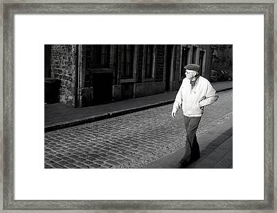 I Know You Framed Print by Jez C Self