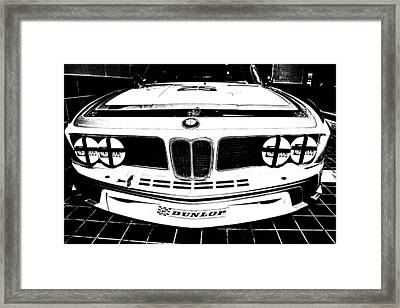 Framed Print featuring the photograph I M S A  G T O by John Schneider