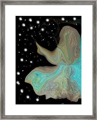 I Must Be In Heaven Framed Print by Sherri's Of Palm Springs
