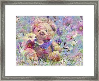 I Picked It For You 2015 Framed Print