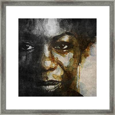 I Put A Spell On You Cause Your Mine  Framed Print by Paul Lovering