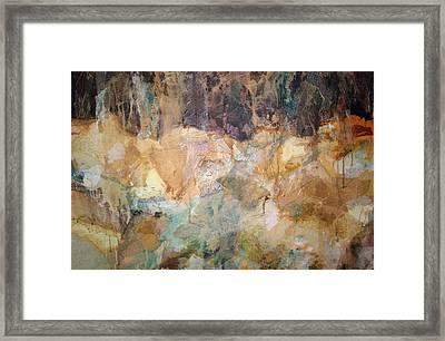 I Remember Framed Print by Carol Everhart Roper