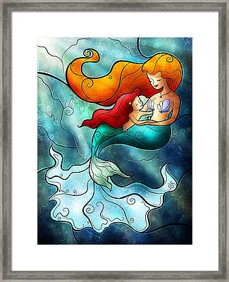 I Remember Love Framed Print