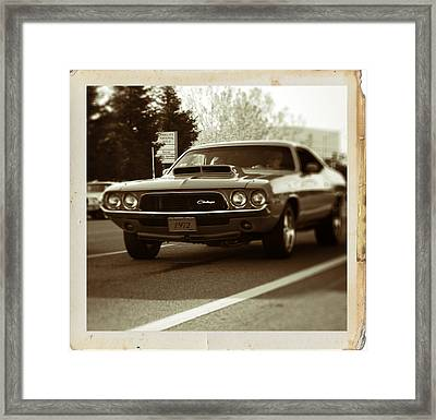 I Remember You And 1972 Framed Print by Marcie  Adams
