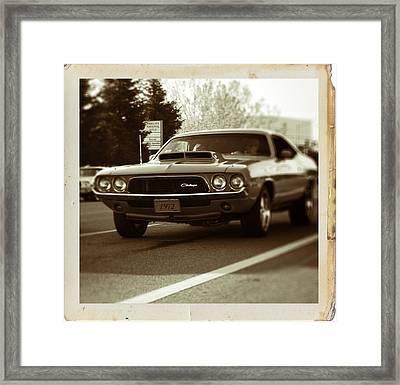 I Remember You And 1972 Framed Print