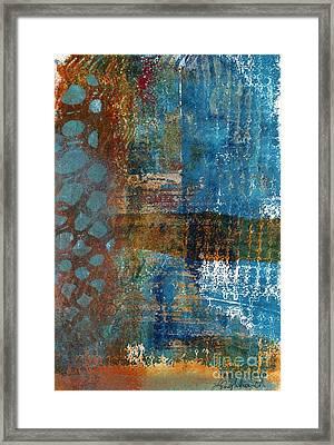 I See Spots 2 Framed Print