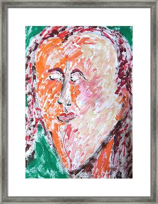 I See You Framed Print by Esther Newman-Cohen