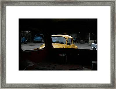 I See You Framed Print by Jez C Self