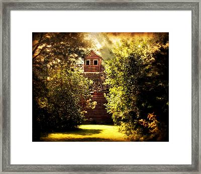 I See You Framed Print by Julie Hamilton