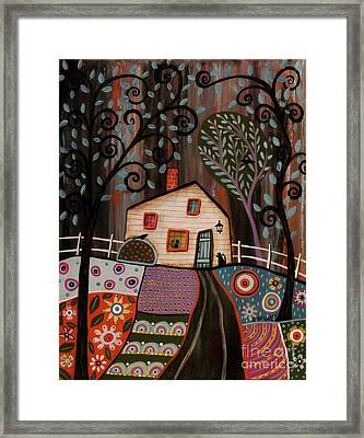 I See You Framed Print by Karla Gerard