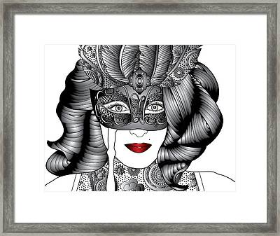 I See You Framed Print by Serena King