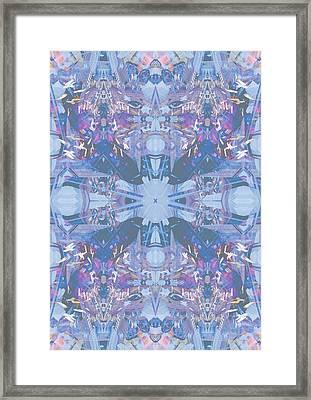 I Spy Framed Print