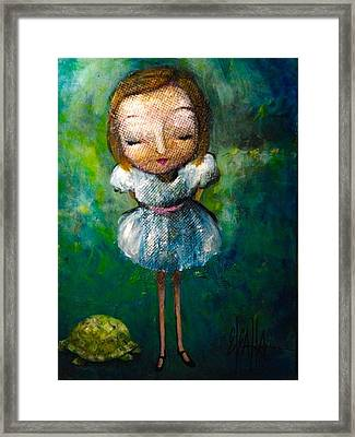 I Still See You Framed Print