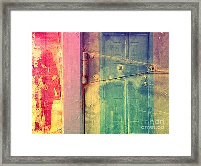 I Suppose These Are My Truths Framed Print by Tara Turner