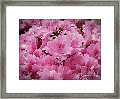 Thinking Of You Nana Framed Print by MaryLee Parker