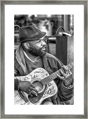I Wanna Go Home Framed Print by John Haldane