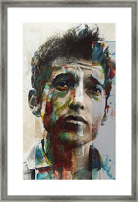 I Want You  Framed Print by Paul Lovering