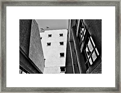 I Was Daydreaming When All Of A Sudden... Framed Print
