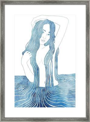 Ianeria Framed Print