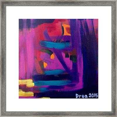 Iara 2015 Framed Print by Drea Jensen
