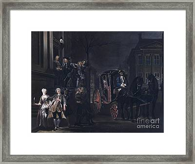 Ibant Qui Poterant Framed Print by MotionAge Designs