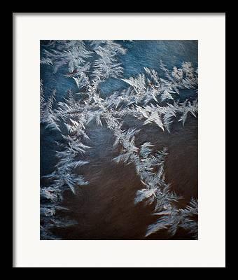 Cross Digital Art Framed Prints