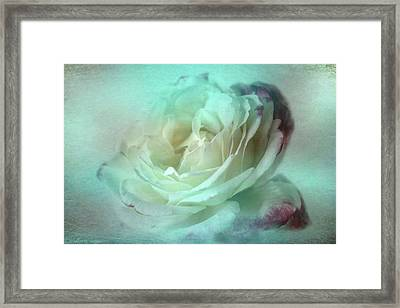 Ice Maiden Framed Print
