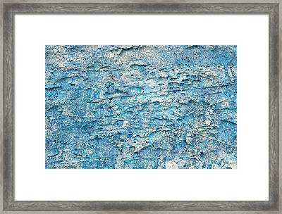 Ice Melt  # 22617 Framed Print