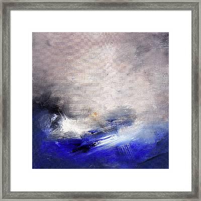 Iceage  Framed Print by Vitali Skacidub