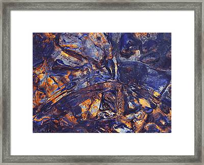 Framed Print featuring the photograph Icebow by Sami Tiainen