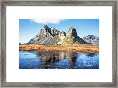 Iceland Framed Print by Svetlana Sewell