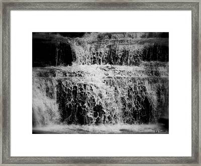 Icing On The Cake Framed Print by Ed Smith