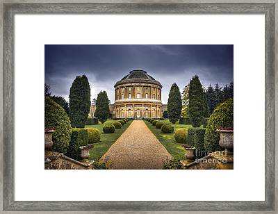 Ickworth House Framed Print by Svetlana Sewell