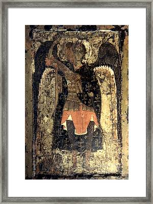 Icon: Assumption Cathedral Framed Print by Granger