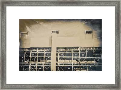 Icon Framed Print by Jim Cook
