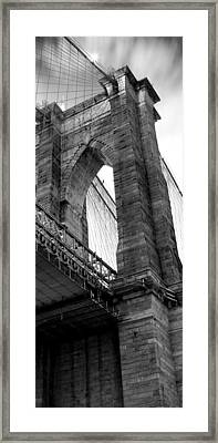 Iconic Arches Framed Print by Az Jackson