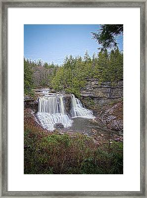 Iconic Falls Framed Print