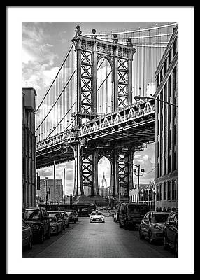 Midtown Photographs Framed Prints