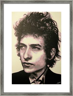 Id Let You Be In My Dreams If I Can Be In Yours I Said That Framed Print