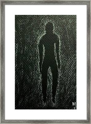 Id Framed Print