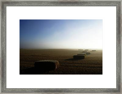 Idaho Road Trip2 Framed Print by Cynthia Powell