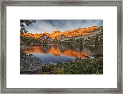 Idaho Wilderness Framed Print