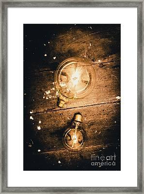 Ideas Evolution Framed Print by Jorgo Photography - Wall Art Gallery