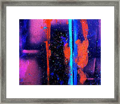 Ideoflash Framed Print by Charles Yates