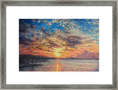 If Hope Could Speak  Framed Print by Jimmy Leach