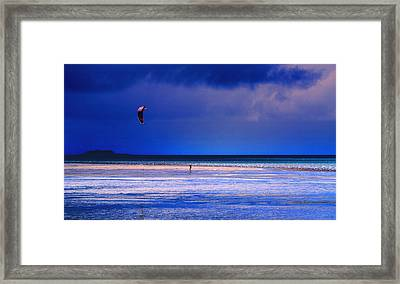 If I Had Wings Framed Print