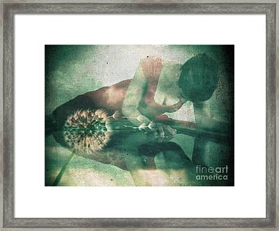 If Only I Wish Framed Print