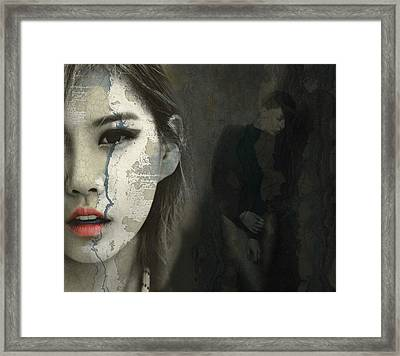 If You Don't Know Me By Now Framed Print by Paul Lovering