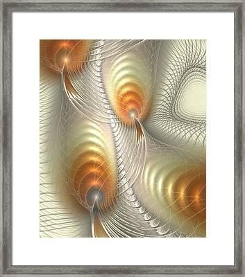 Ignis Fatuus Framed Print